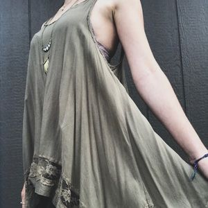 Free People Sage Dress